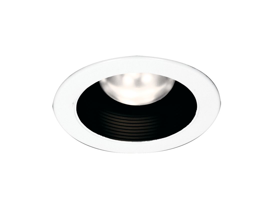 Thomas Lighting TR401 Recessed Lighting Baffle Trim Black Recessed