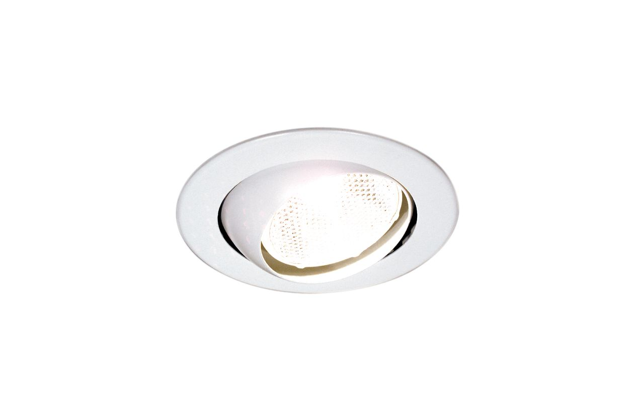 "Thomas Lighting TR408 4"" Recessed Lighting Adjustable Eyeball Trim for"