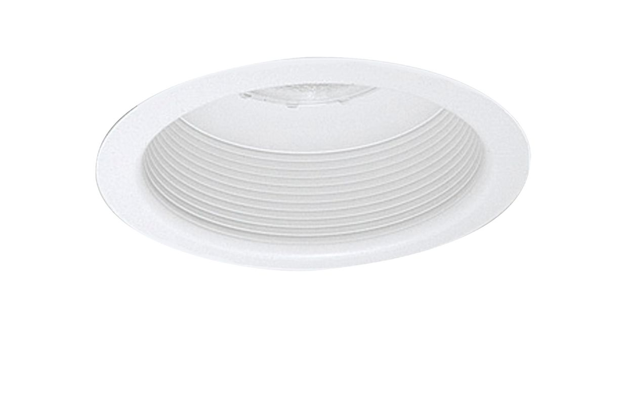 Thomas Lighting TRB30 Recessed Lighting Baffle Trim White Recessed