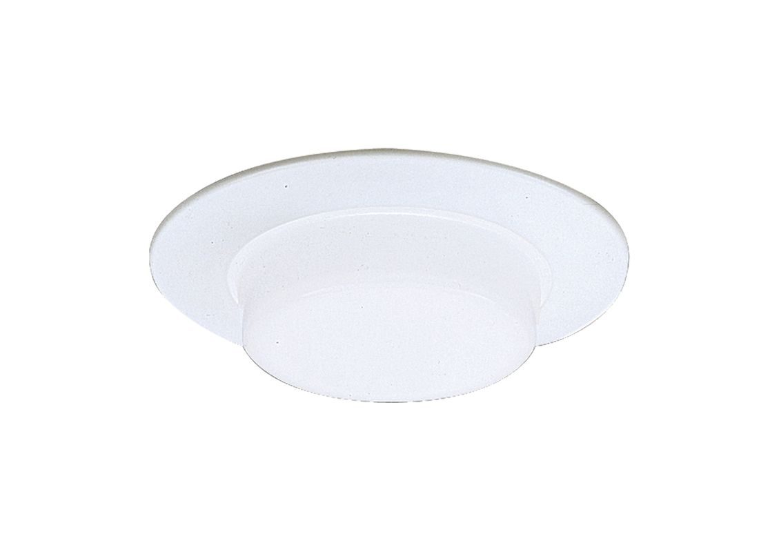 Thomas Lighting TSH16IC Recessed Lighting Shower Trim White Recessed