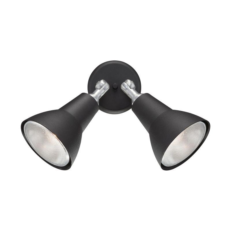 Thomas Lighting SL4942 Functional Flood Lights Matte Black Outdoor