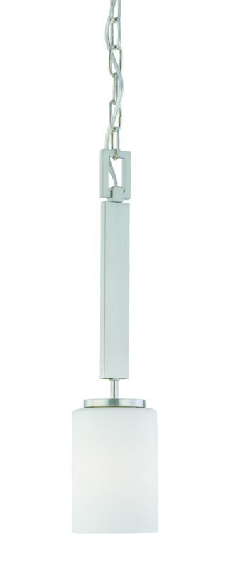 Thomas Lighting SL8910 1 Light Down Light Pendant with Cylinder Shaped Sale $76.00 ITEM: bci1743445 ID#:SL891078 UPC: 20389004659 :