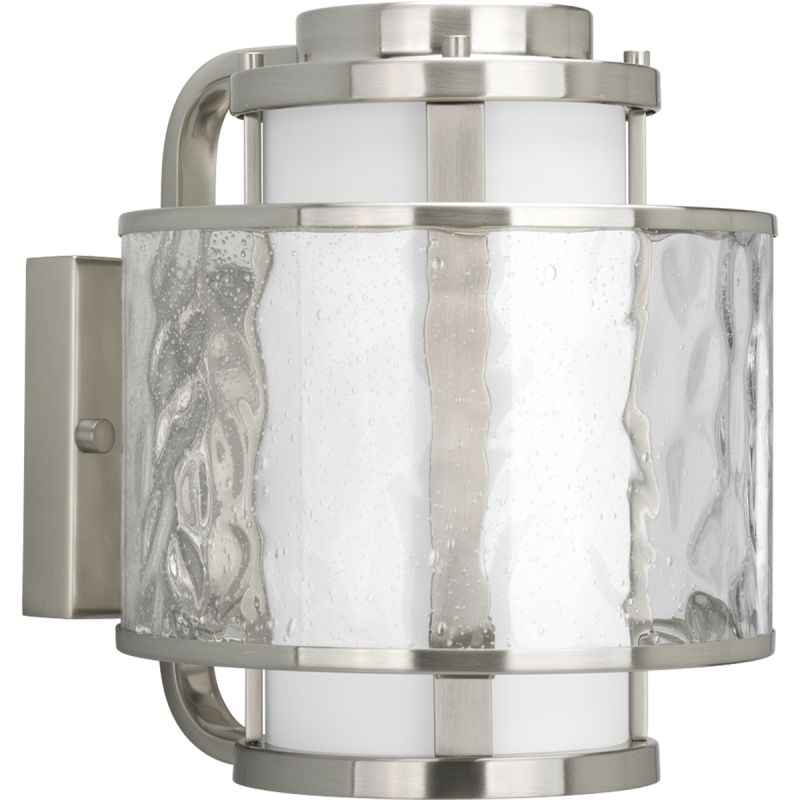 Thomasville lighting p5849 09 brushed nickel bay court for Thomasville lights