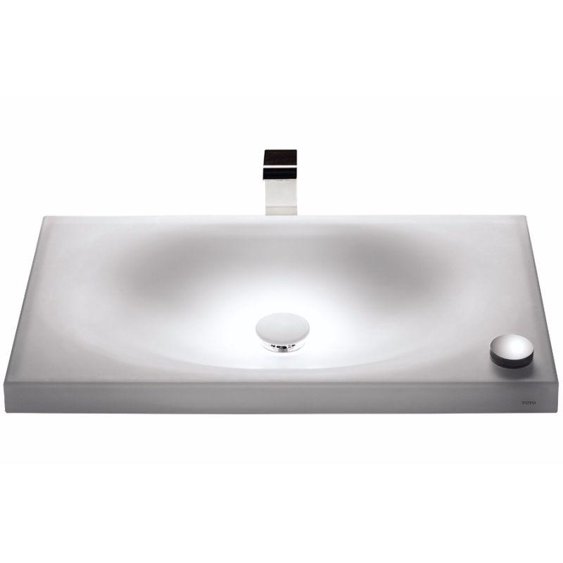 "Toto LLT993 NeoRest II 29-1/2"" Vessel Sink with LED Lighting Angelic Sale $3826.92 ITEM: bci1600590 ID#:LLT993#63 UPC: 739268186408 :"