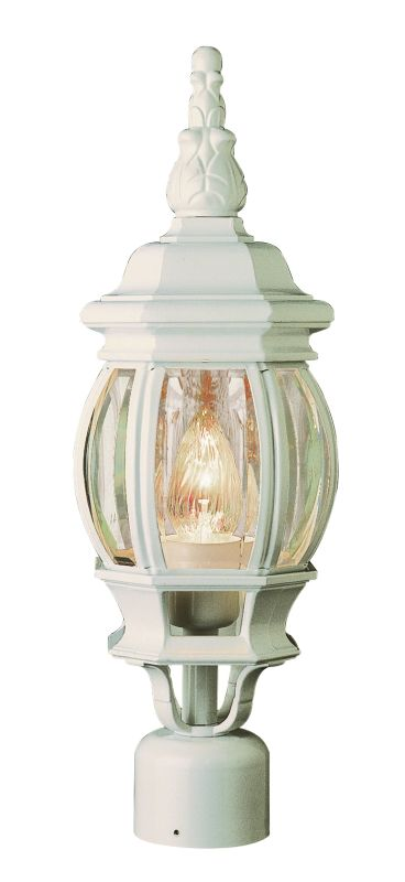 Trans Globe Lighting 4060 Single Light Up Lighting Small Outdoor Post