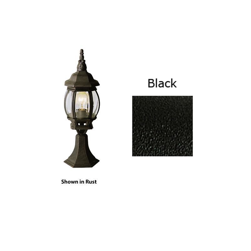 Trans Globe Lighting 4070 Single Light Up Lighting Small Outdoor Pier Sale $66.31 ITEM: bci722525 ID#:4070 BK UPC: 736916237406 :
