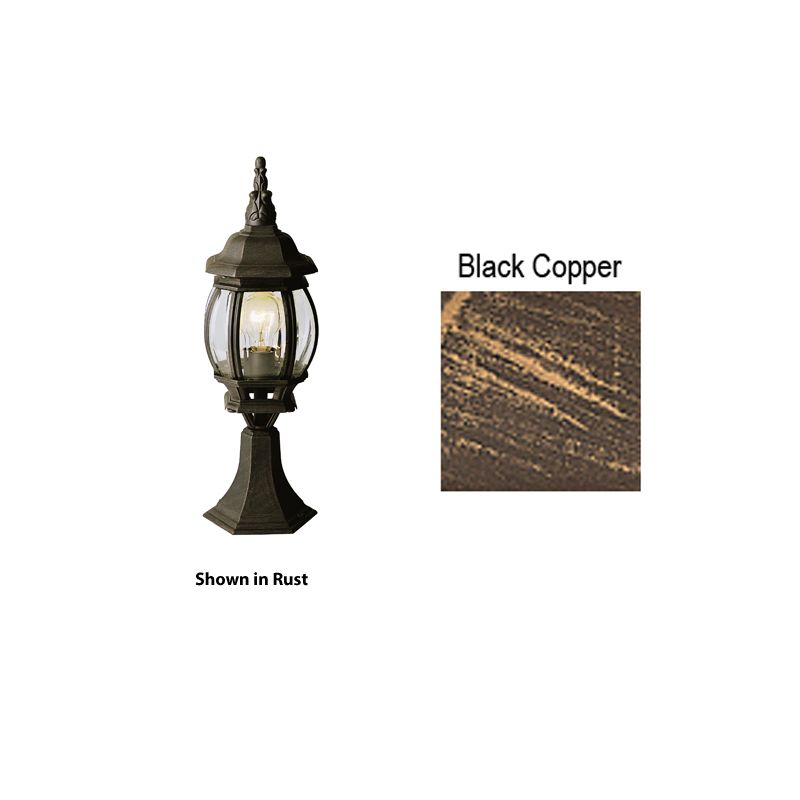 Trans Globe Lighting 4070 Single Light Up Lighting Small Outdoor Pier Sale $66.31 ITEM: bci722695 ID#:4070 BC UPC: 736916547789 :