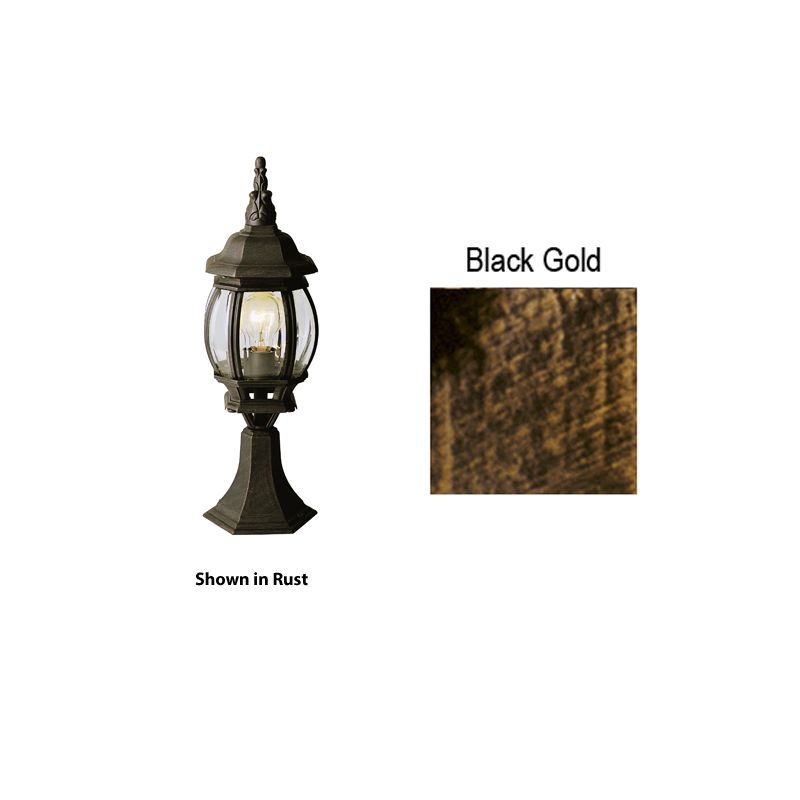 Trans Globe Lighting 4070 Single Light Up Lighting Small Outdoor Pier Sale $66.31 ITEM: bci722945 ID#:4070 BG UPC: 736916237390 :