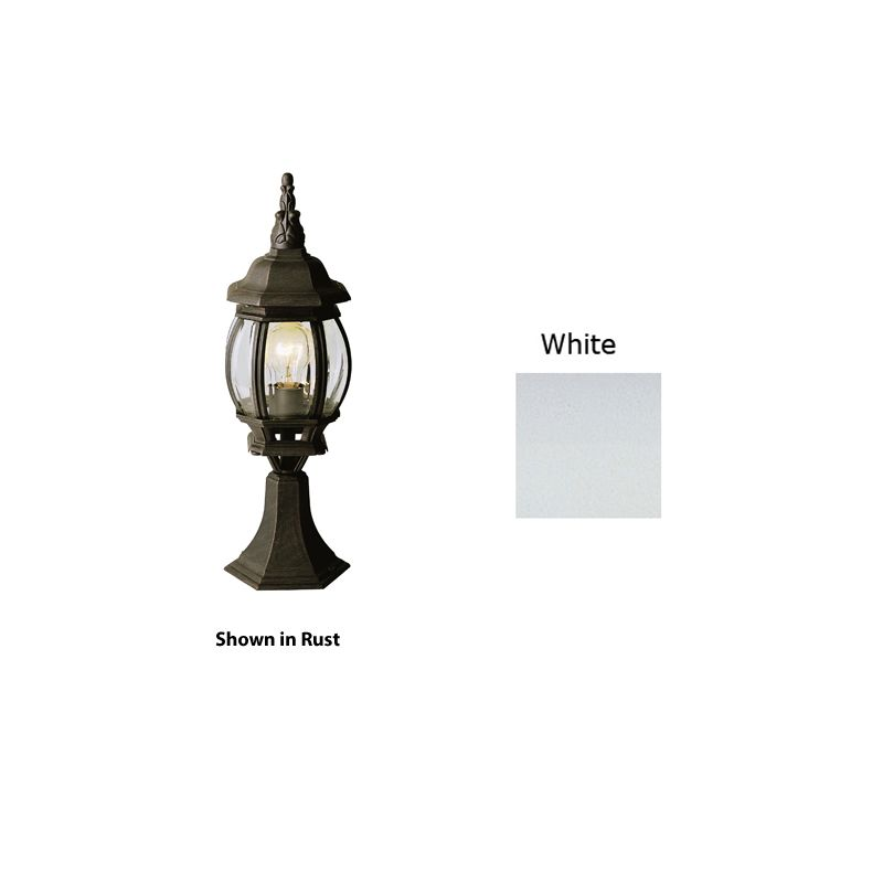 Trans Globe Lighting 4070 Single Light Up Lighting Small Outdoor Pier Sale $66.31 ITEM: bci724476 ID#:4070 WH UPC: 736916237444 :