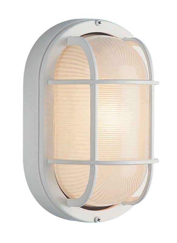 Trans Globe Lighting 41005 Single Light Outdoor Medium Bulk Head from