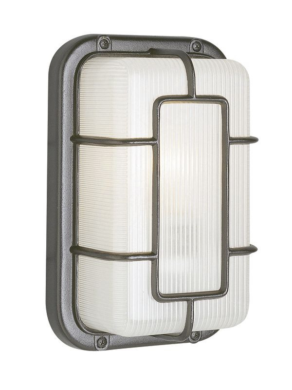 Trans Globe Lighting 41101 Single Light Outdoor Bulk Head from the