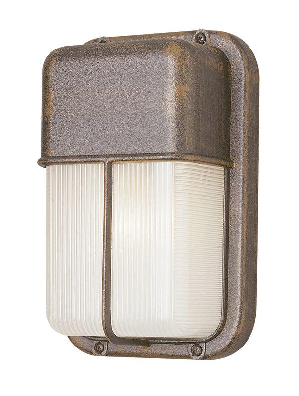 Trans Globe Lighting 41103 Single Light Outdoor Bulk Head from the