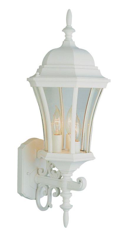 Trans Globe Lighting 4503 Three Light Up Lighting Outdoor Wall Sconce