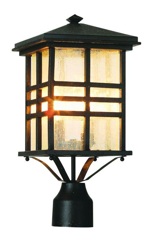 Trans globe lighting 4639 bk black asian two light up for Oriental outdoor lighting