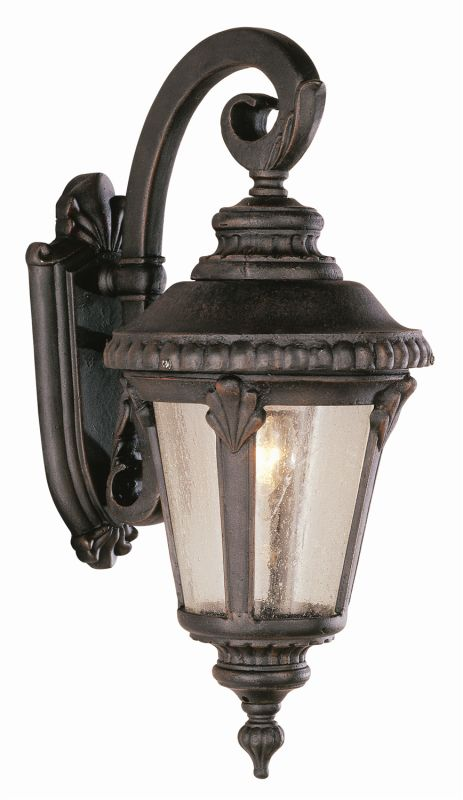 Trans Globe Lighting 5043 Single Light Small Outdoor Wall Lantern with