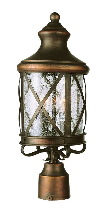 Trans Globe Lighting 5125 Rob Rubbed Oil Bronze Four Light