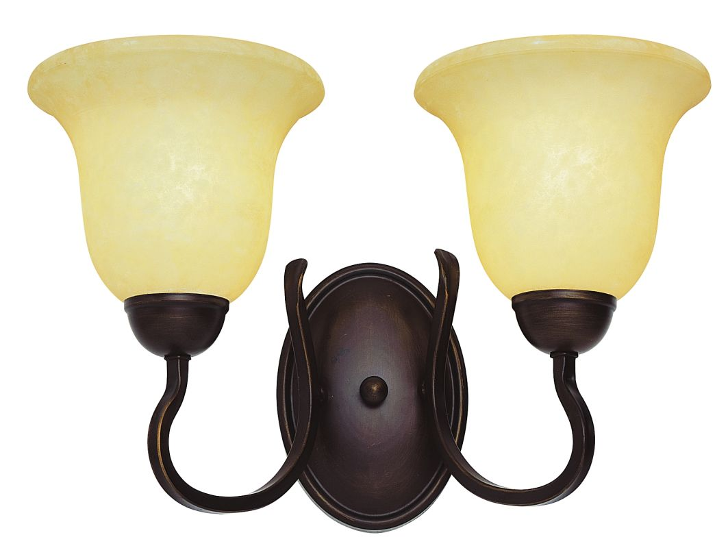 Trans Globe Lighting 8161 Two Light Up Lighting Wall Sconce from the Sale $93.10 ITEM: bci723570 ID#:8161 ROB UPC: 736916516761 :