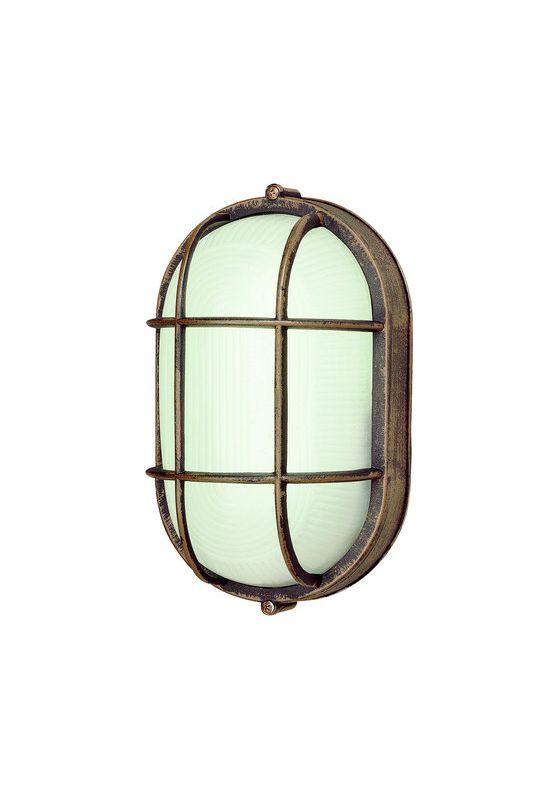 Trans Globe Lighting PL41015 Single Light Outdoor Medium Bulk Head