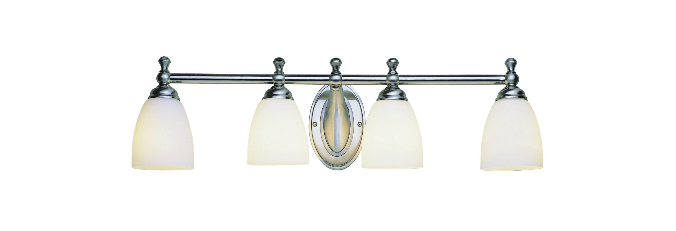 Trans Globe Lighting 3654 Four Light Up Lighting Wall Sconce Brushed Sale $188.10 ITEM: bci723065 ID#:3654 BN UPC: 736916246620 :