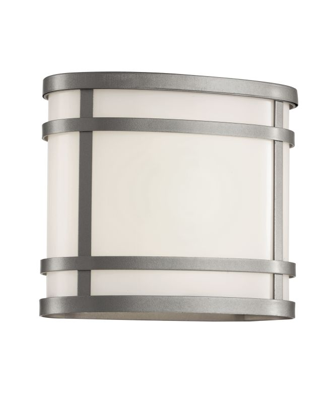 "Trans Globe Lighting 40201 1 Light 8.25"" Outdoor Wall Sconce with"