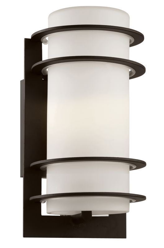 "Trans Globe Lighting 40204 1 Light 11"" Outdoor Wall Sconce with"