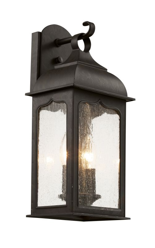 "Trans Globe Lighting 40231 2 Light 16.5"" Outdoor Wall Sconce with"