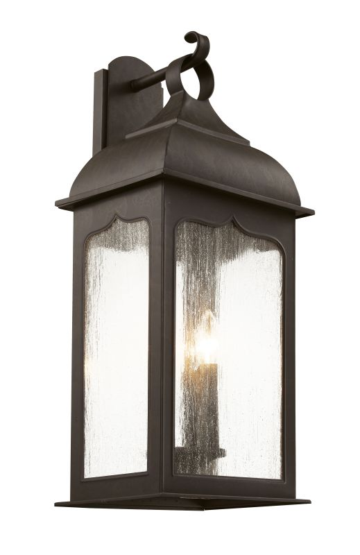 """Trans Globe Lighting 40232 3 Light 20.75"""" Outdoor Wall Sconce with"""