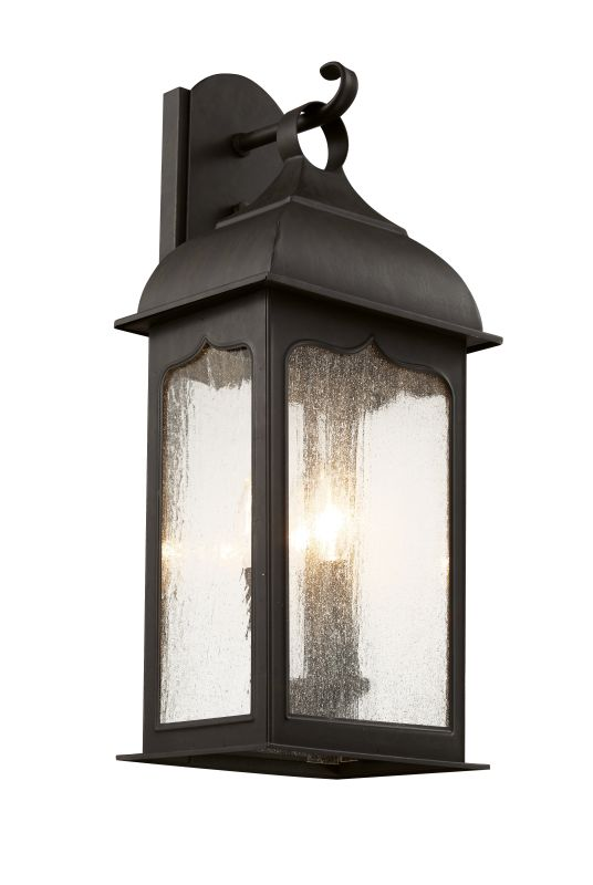 """Trans Globe Lighting 40233 3 Light 24.5"""" Outdoor Wall Sconce with"""