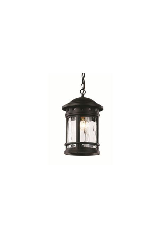 Trans Globe Lighting 40375 Chimney Stack 1 Light Outdoor Pendant Black Sale $150.10 ITEM: bci2433384 ID#:40375 BK :
