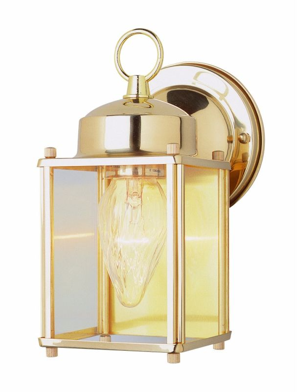 Trans Globe Lighting 4045 Single Light Outdoor Wall Sconce from the