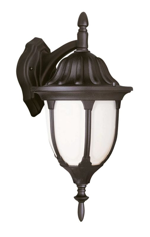 Trans Globe Lighting 4048 1 Light Outdoor Coach Lantern Wall Sconce