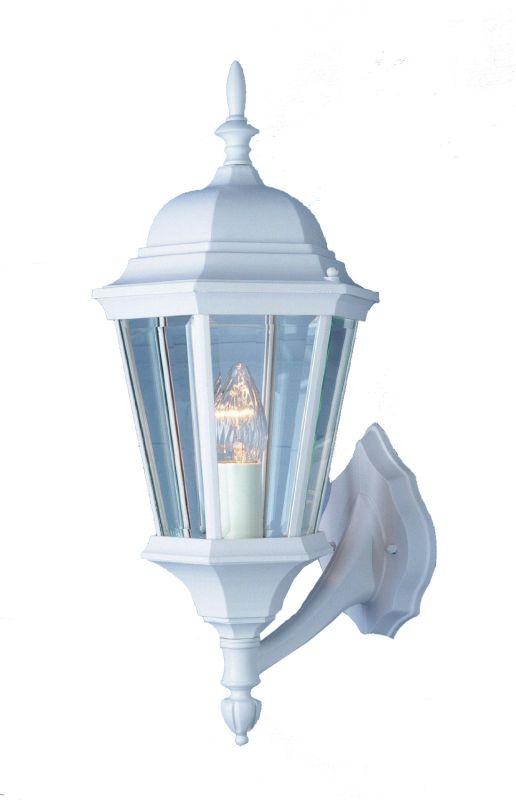 Trans Globe Lighting 4250 Single Light Up Lighting Outdoor Wall Sconce Sale $66.31 ITEM: bci724509 ID#:4250 WH UPC: 736916542517 :