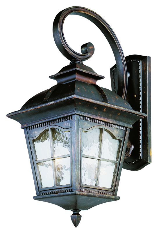 Trans Globe Lighting 5424 Chesapeake 4 Light Lantern Outdoor Wall