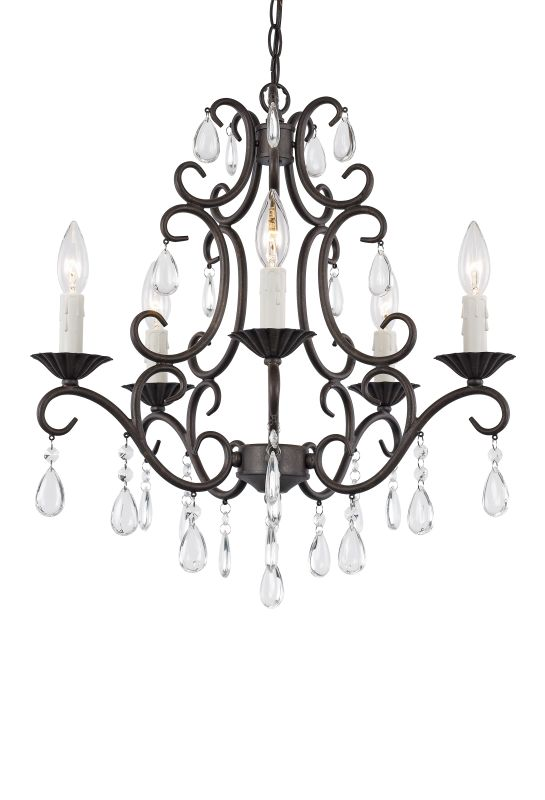 Trans Globe Lighting 70512 Crystal Curled 5 Light Single Tier Sale $283.10 ITEM: bci2541864 ID#:70512 ABZ UPC: 736916629119 :