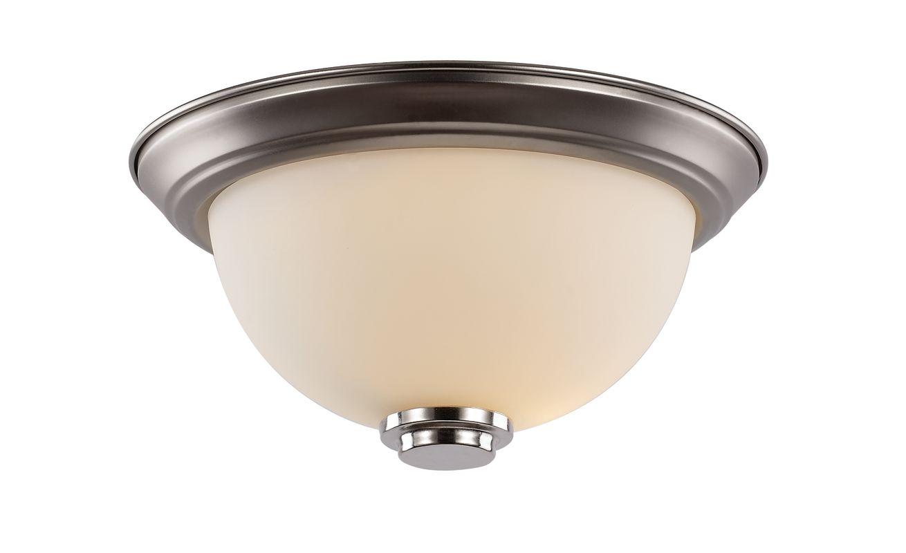 Trans Globe Lighting 70526-11 Mod Space 1 Light Flush Mount Ceiling