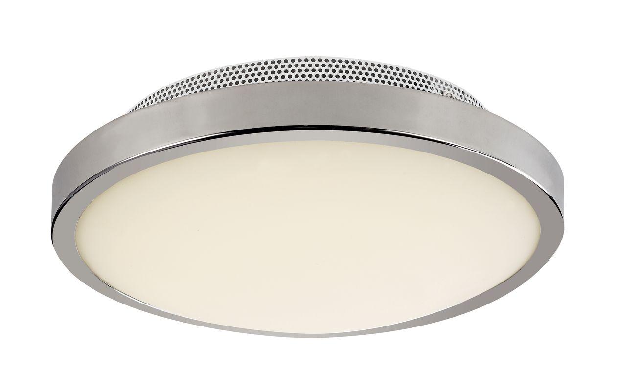"""Trans Globe Lighting LED-30009 LED 1 Light 12"""" Flush Mount Ceiling"""