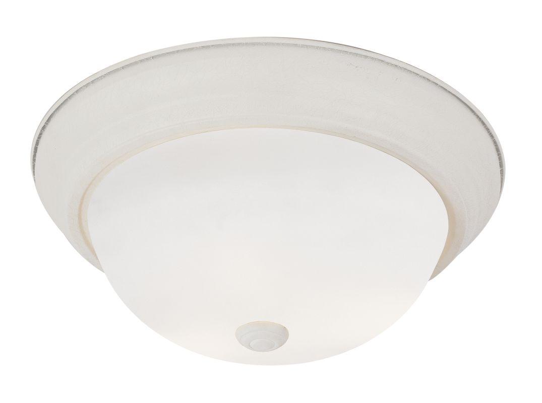 """Trans Globe Lighting PL-13718 2 Light Energy Saving 13"""" Flush Mount"""