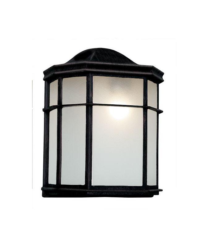"""Trans Globe Lighting PL-4484 7.75"""" Width 1 Light Fluorescent Flush"""