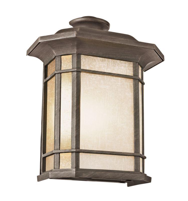 Trans Globe Lighting 5822-1 2 Light Corner Pocket Lantern from the