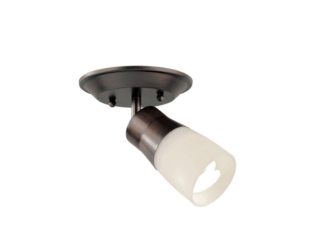 Trans Globe Lighting W-801 ROB Rubbed Oil Bronze Contemporary Track