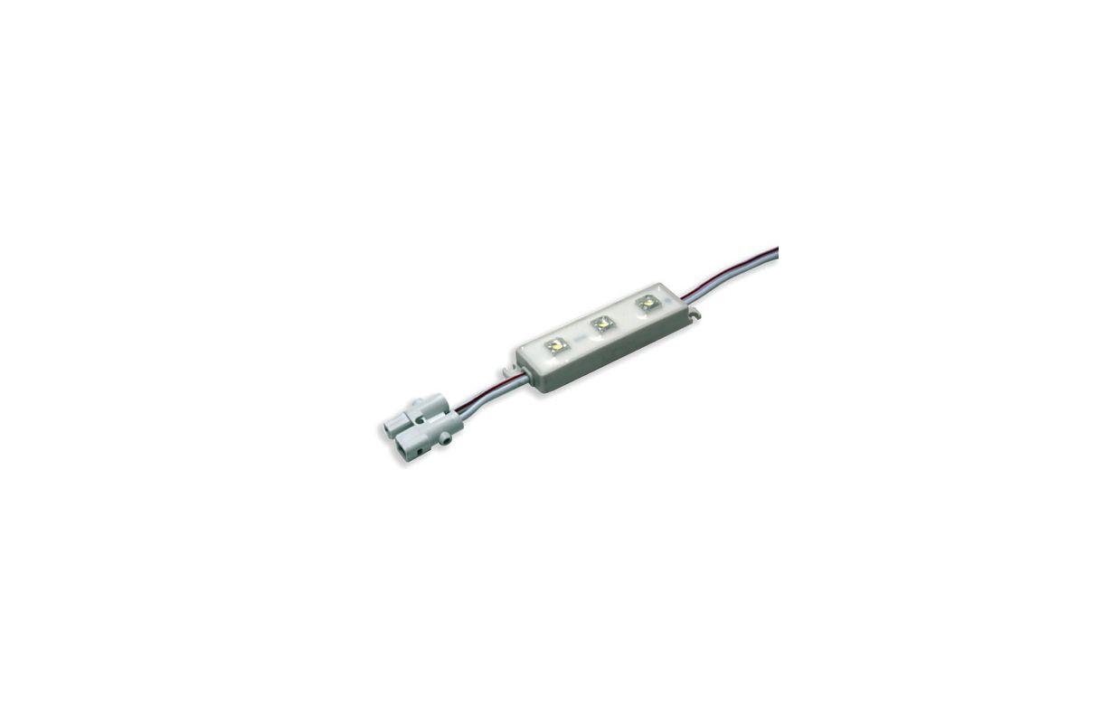 Tresco L-LED-FLXKIT15-1 15 Foot Blue Flexbar Kit with 60W Power Supply