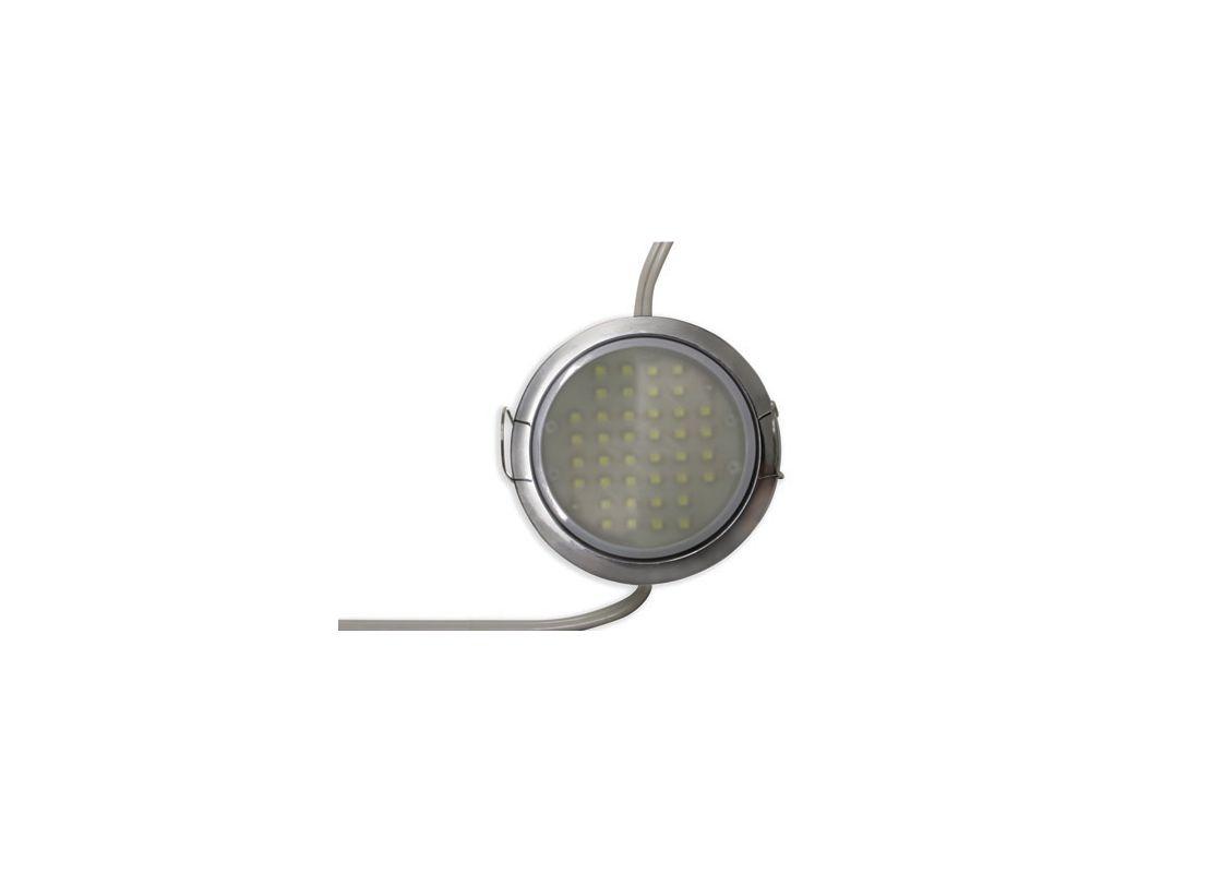 Tresco L-LPOC-3WA-C-1 120 Volt 5000K Black LED Pockit T2 Replacement