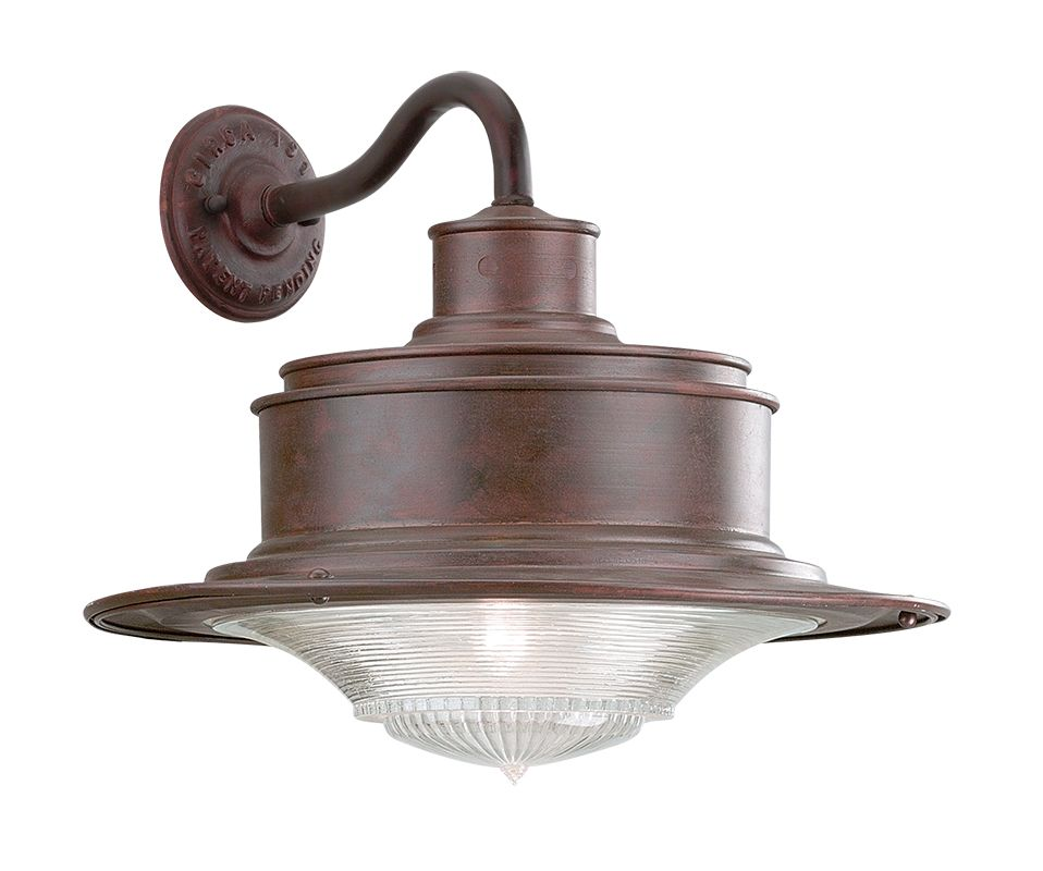 Troy Lighting B9392OR Old Rust Industrial South Street Wall Sconce Sale $534.00 ITEM: bci526196 ID#:B9392OR UPC: 782042532281 :