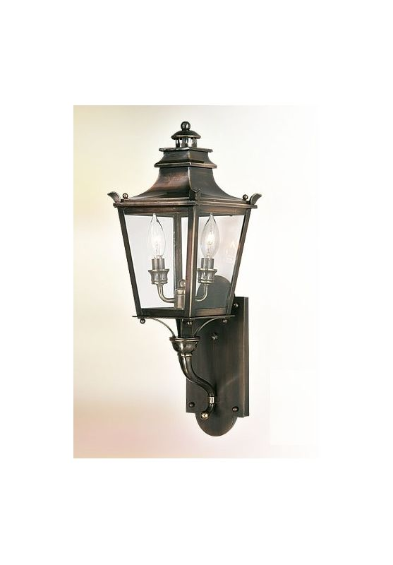 "Troy Lighting B9491 Dorchester 2 Light 23"" Outdoor Wall Sconce English Sale $534.00 ITEM: bci525332 ID#:B9491EB UPC: 782042534919 :"
