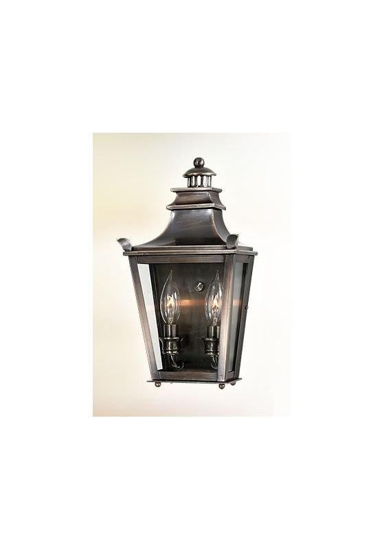 "Troy Lighting B9494 Dorchester 2 Light 20"" Outdoor Wall Sconce English Sale $534.00 ITEM: bci525335 ID#:B9494EB UPC: 782042534933 :"