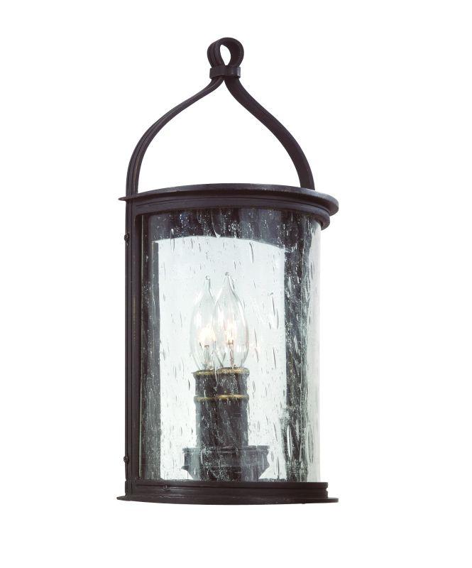 Troy Lighting B9471 Scarsdale 1 Light ADA Compliant Outdoor Wall Sale $288.00 ITEM: bci525401 ID#:B9471FBK UPC: 782042532779 :
