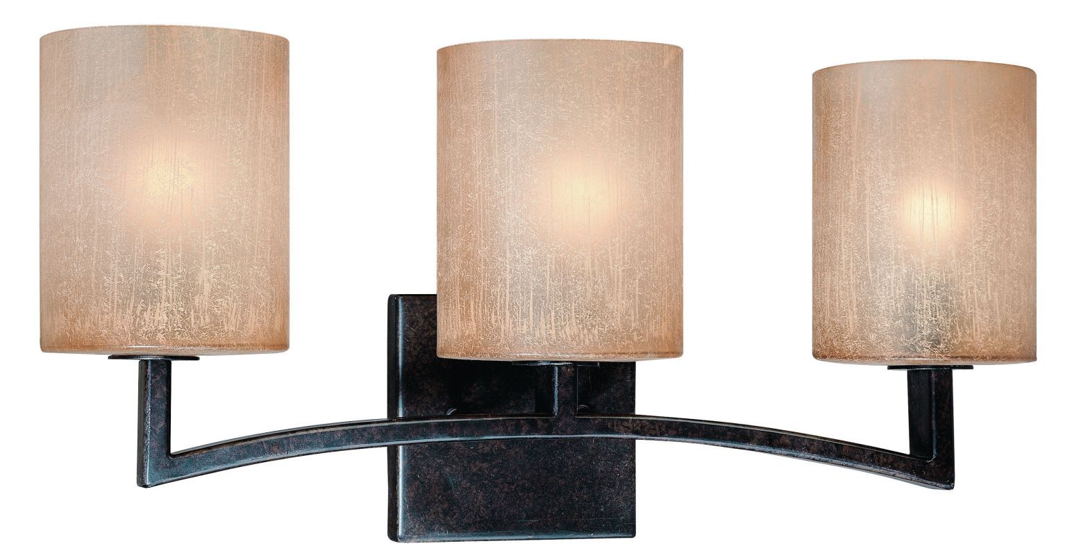 Troy Lighting B1733 Austin 3 Light Bathroom Vanity Light Antique