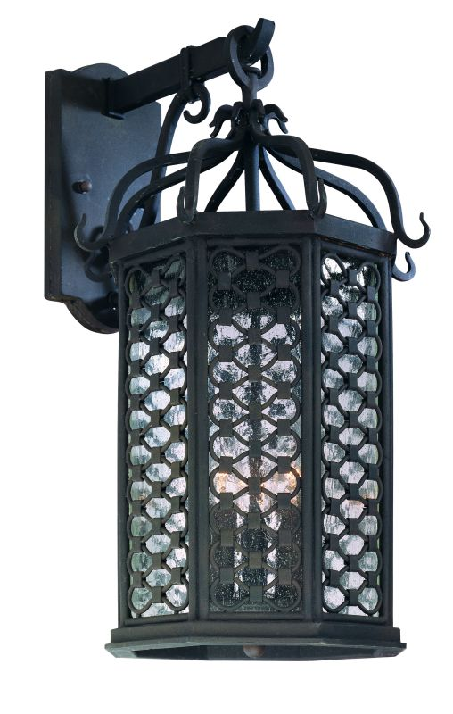 Troy Lighting B2373 Los Olivos 3 Light Energy Star Rated Outdoor Wall