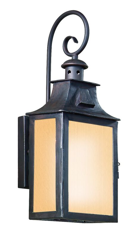 "Troy Lighting BF9001 Newton 1 Light 18"" CFL Energy Star Outdoor Wall"