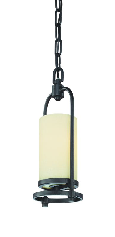 Troy Lighting F1807 Redmond 1 Light Mini Pendant with Fabric Shade Sale $93.85 ITEM: bci1597952 ID#:F1807FBZ UPC: 782042925885 :